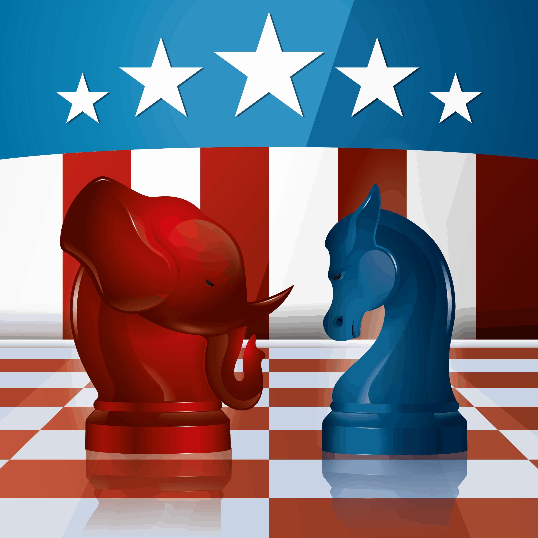 De race naar de Amerikaanse presidentsverkiezingen is begonnen