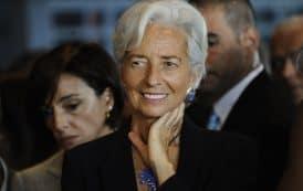 Wat staat er op het prioriteitenlijstje van Lagarde?