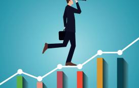Beleggers moeten rekening houden met minder hoge rendementen