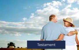 Waarom een testament opmaken?