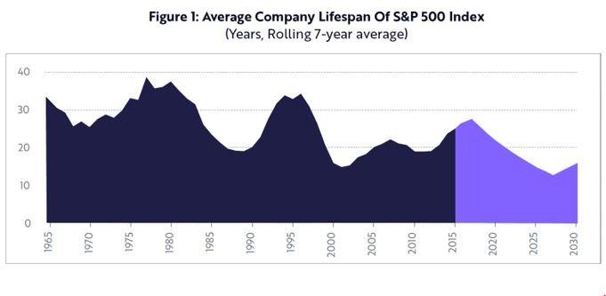 Disruptie S&P 500
